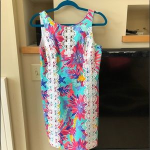 Lilly Pulitzer multicolored dress
